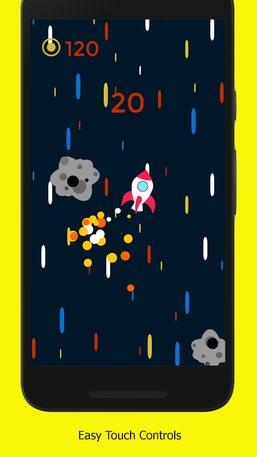 Rocket Hopper- screenshot