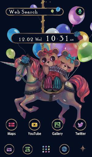 Cute wallpaper-Nighttime Bears 1.0.0 Windows u7528 5