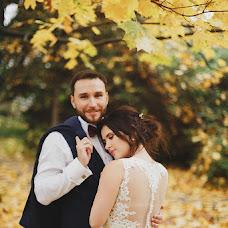 Wedding photographer Nadezhda Kuzmina (NadiaKuzmina). Photo of 12.10.2016