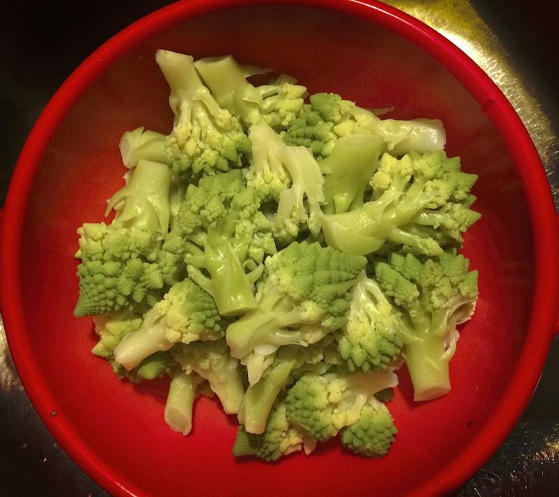 Il broccolo, un frattale naturale di GVatterioni