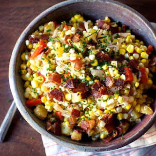 Corn Bell Pepper Salad Recipes