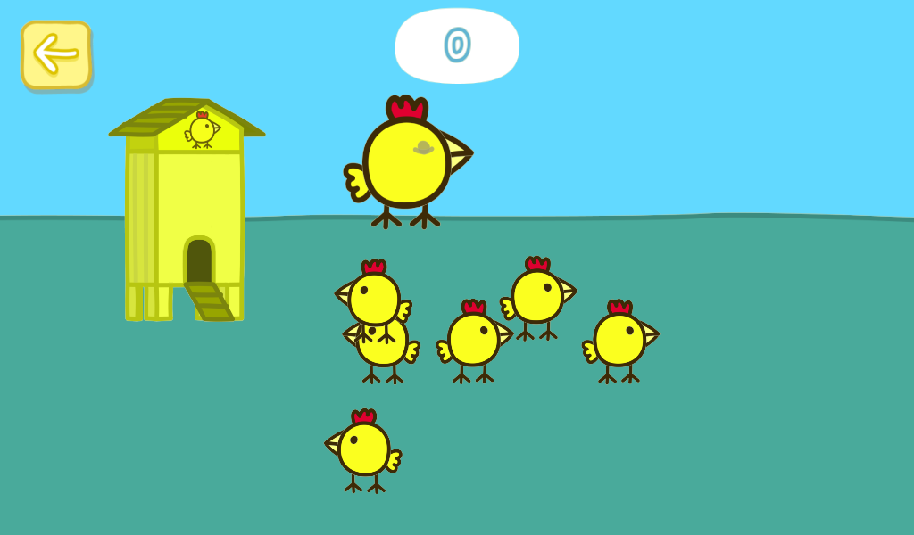Peppa Pig: Happy Mrs Chicken- screenshot