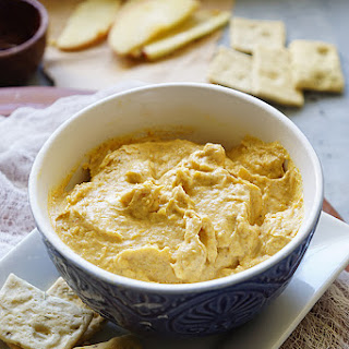 Simple Pumpkin Cheesecake Spread and Dip.