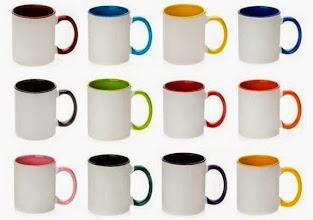 Photo: 11 oz.Mug(Colour Inside & Handle)