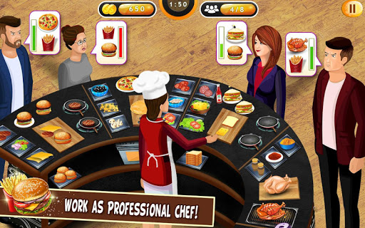 Super Chef Kitchen Story Restaurant Cooking Games  screenshots EasyGameCheats.pro 5