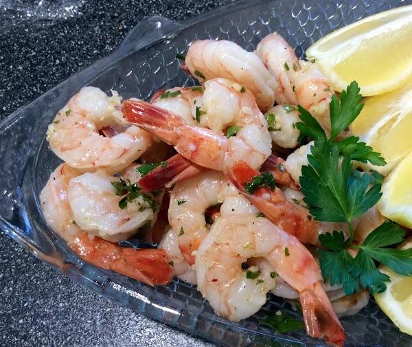 Lemon-garlic Shrimp Recipe