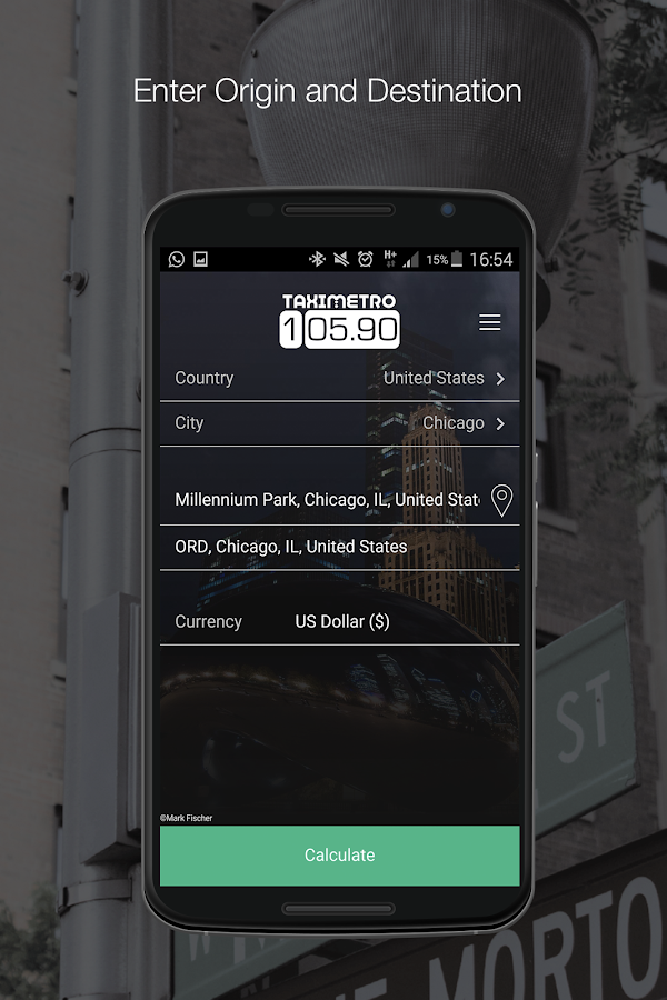 TAXIMETRO- screenshot