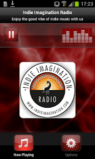 Indie Imagination Radio- screenshot thumbnail