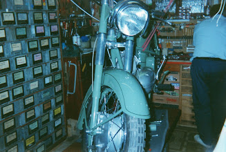 Photo: sieht schon nach Motorrad aus