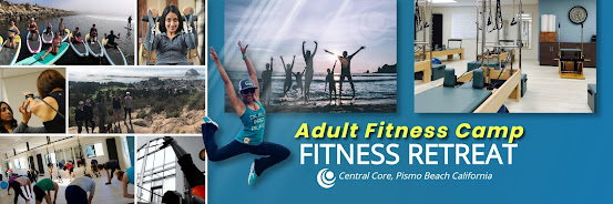 Central Core Adult Fitness Camp Getaway / March 4-8, 2021