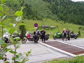Photo: N47 00.070 E13 45.954 der Schönfeldsattel in Salzburg