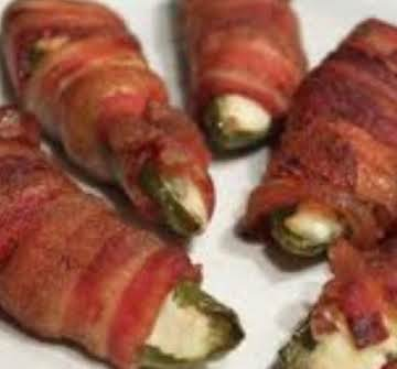 Double Pepper Jalapeno Poppers