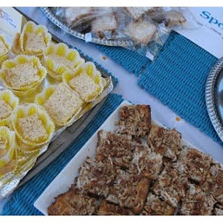 Bake Sale Lemon Bars.