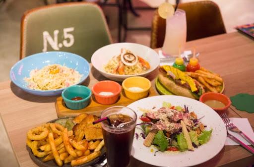 餐點很好吃 環境讓人很舒服 好放鬆的一天😄