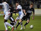 """Mamadou Sylla content : """"Pas un mauvais résultat quand tu vois l'adversaire"""""""
