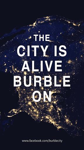 BurbleCity - Doodle Your City