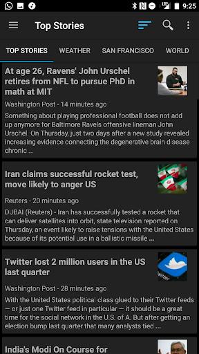 News Reader  screenshots 7