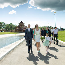 Wedding photographer Yuliya Kuzmina (Ylyastik). Photo of 13.09.2015