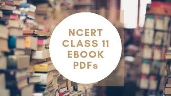 UPSC NCERT Books for Class 11