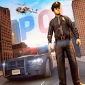 Crime Police Cop Pursuit Car Chase icon