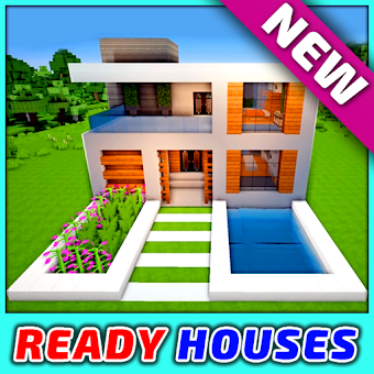 House Building for Minecraft Mod