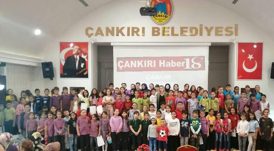 Çankırı belediyesi,Çocuk meclisi, Belediye Haberlri