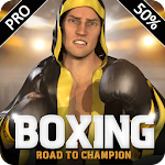 Boxing - Road To Champion Pro Icon