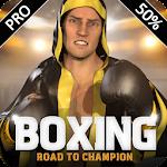 Boxing - Road To Champion Pro Icon