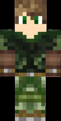 Wood Elf boy