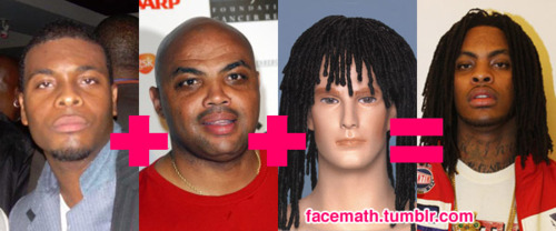 The best visual equations by Facemath | The Daily DotKel Mitchell Waka Flocka