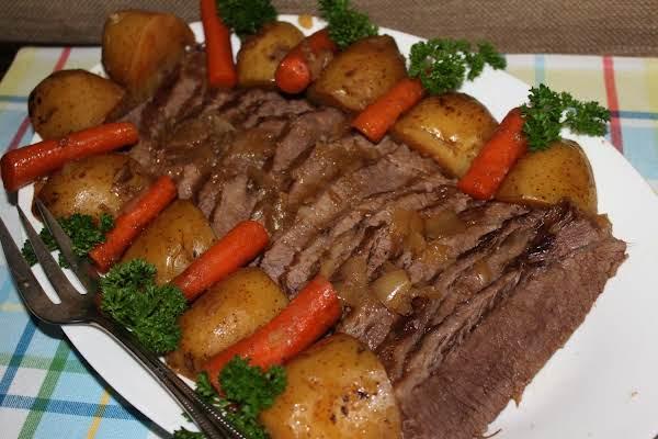 Mama's Brisket Recipe