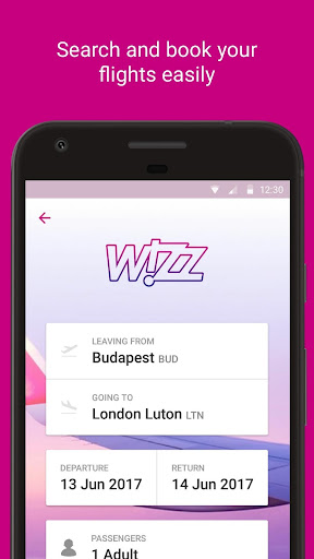Wizz Air  screenshots 1