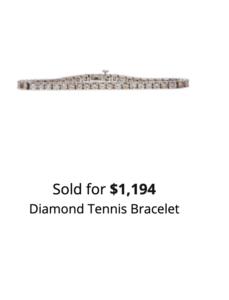 sell gold bracelet