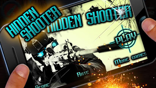 Hidden Shooter - Sniper Hero