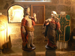Photo: église de Monistrol le Christ jardinier 17ème siècle