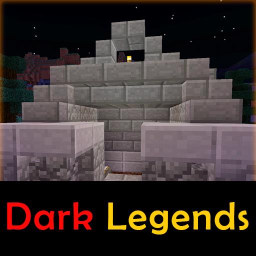 Darklegends Base MCPE map