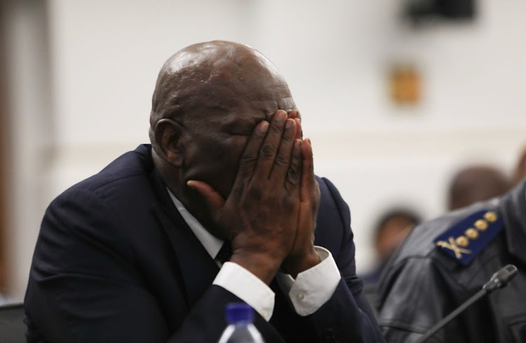 Police minister Bheki Cele. File photo.