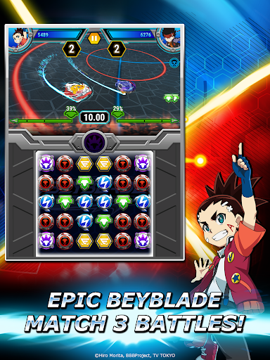 Beyblade Burst Rivals 2.4.1 screenshots 12