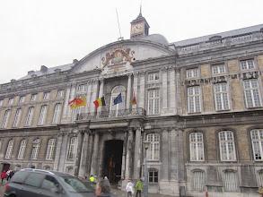 Photo: het Paleis van de Prins-Bisschoppen nu Justitiepaleis
