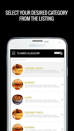 FLAMES GLASGOW
