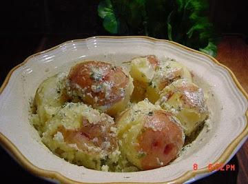 Herbed New Potatoes Recipe