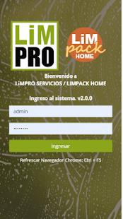 App LiMPRO Servicios App APK for Windows Phone