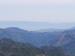 琵琶湖もよく見え