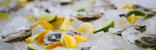Enjoy a seafood dinner at the Clubhouse at the Algonquin Resort in St. Andrews by-the-Sea, New Brunswick, Canada.