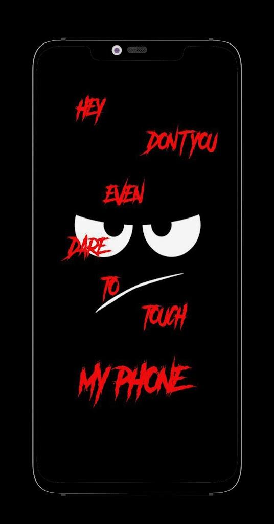 Don T Touch My Phone Wallpaper 1 0 Apk Download Com Alexwac Donttouchemyphone Offline Apk Free