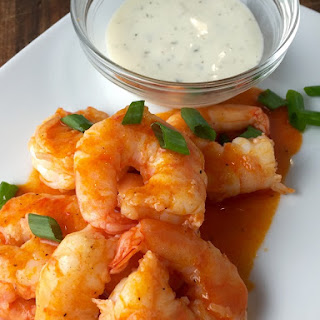 Buffalo Shrimp Redux Recipe