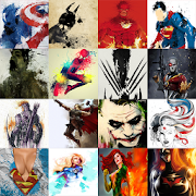 Superhero Wallpapers HD v4.2 Icon