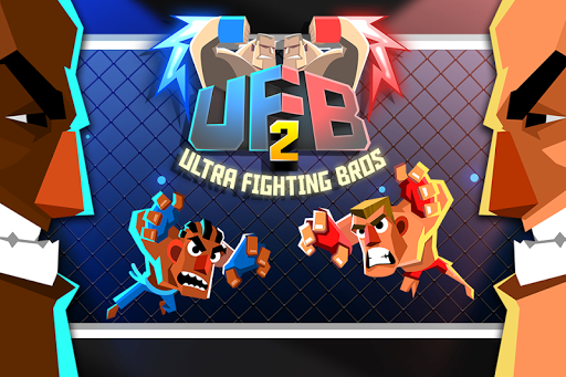 UFB 2: Ultra Fighting Bros - Ultimate Championship  screenshots 6