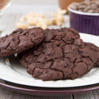 Grain-free and Vegan Flourless Fudge Cookies