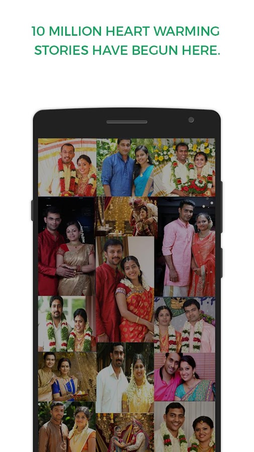 KeralaMatrimony® - Malayali's Trusted Matrimony- screenshot